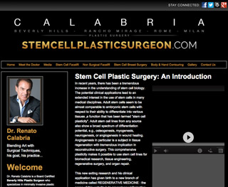 Stem Cell Plastic Surgeon