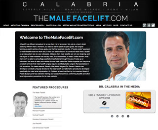 The Male Facelift